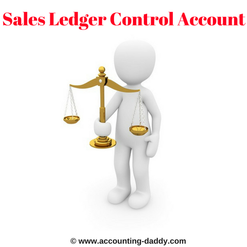Sales Ledger Control Account.