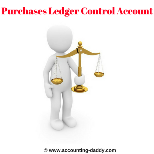 Purchases Ledger Control Account.